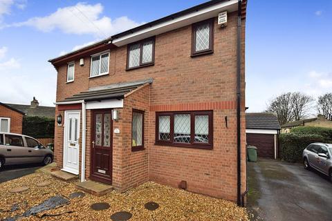 2 bedroom semi-detached house to rent - Elder Croft, Bramley, Leeds