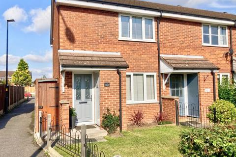 2 bedroom terraced house for sale - Walmley Ash Road, Sutton Coldfield B76 1JB