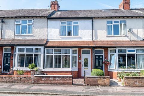 3 bedroom terraced house to rent - Warburton Street, Stockton Heath
