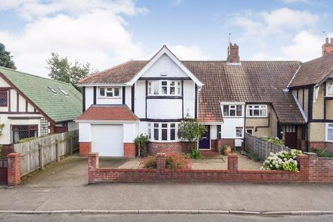 5 bedroom semi-detached house for sale - Harvey Lane, Thorpe St Andrew, Norwich, NR7