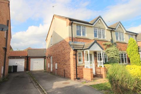 2 bedroom semi-detached house to rent - Minchin Close, York