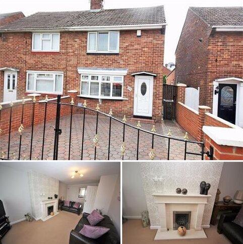 2 bedroom semi-detached house for sale - Gleneagles Road, Grindon, Sunderland, SR4