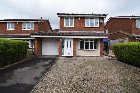 3 bedroom detached house for sale - Riverway Close, Lostock Hall, Preston