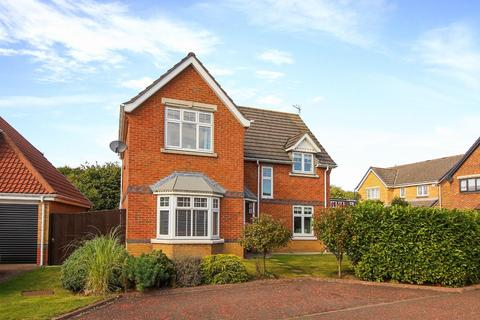 4 bedroom detached house for sale - Bede Close, Holystone