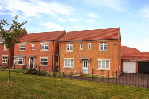 4 bedroom detached house for sale - Countess Way, Shiremoor, Newcastle Upon Tyne