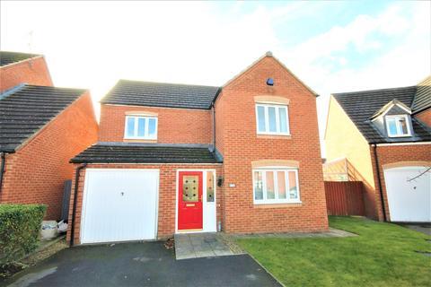 4 bedroom detached house to rent - Hillbrook Crescent, Ingleby Barwick, Stockton-On-Tees