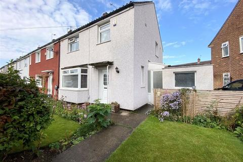 3 bedroom end of terrace house for sale - Stortford Drive, Manchester