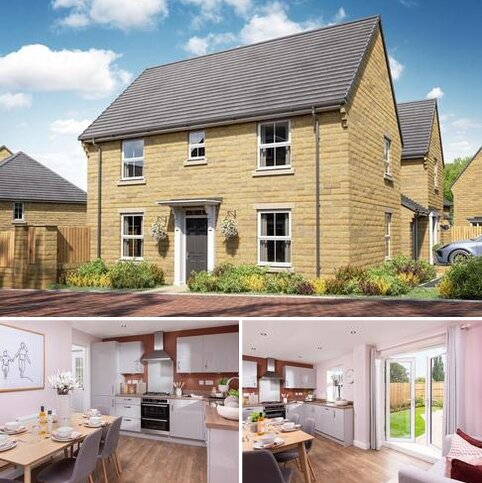 3 bedroom detached house for sale - Plot 8, Hadley at Scotgate Ridge, Scotgate Road, Honley, HOLMFIRTH HD9