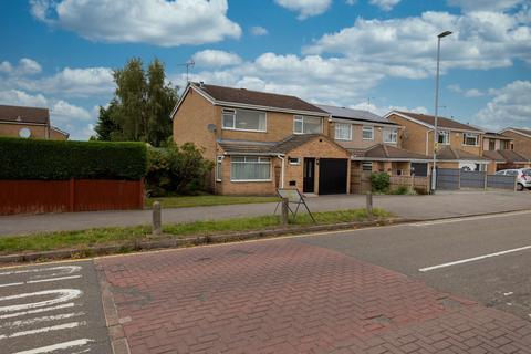 4 bedroom detached house for sale - Sketchley Road, Burbage, LE10