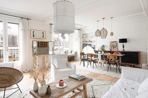 3 bedroom apartment - PARIS, 75010