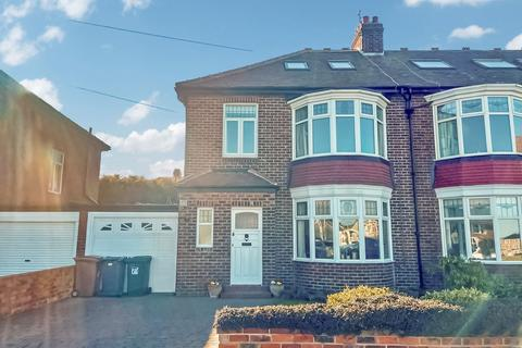 4 bedroom semi-detached house for sale - Seafield View, Tynemouth, North Shields, Tyne and Wear, NE30 4LE