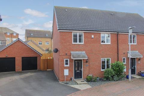 4 bedroom semi-detached house for sale - Bacchus Gardens, Leighton Buzzard LU7 9SA