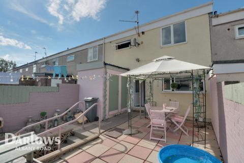 3 bedroom terraced house for sale - Pennsylvania, Cardiff