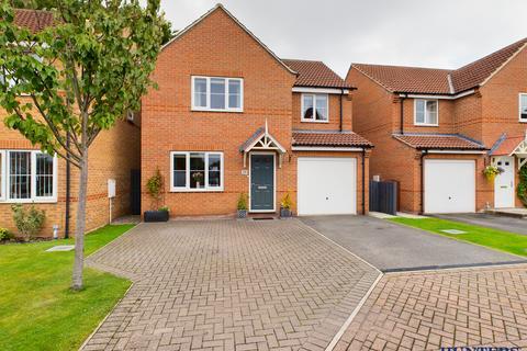 4 bedroom detached house for sale - Derek Vivian Close, Pocklington, York, East Riding of Yorkshire