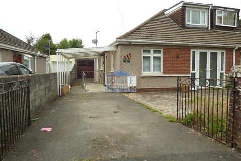 3 bedroom semi-detached bungalow for sale - Felindre Avenue, Pencoed, Bridgend. CF35 5PD
