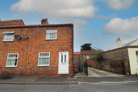 2 bedroom end of terrace house for sale - South Street, Middleton-On-The-Wolds, East Yorkshire, YO25