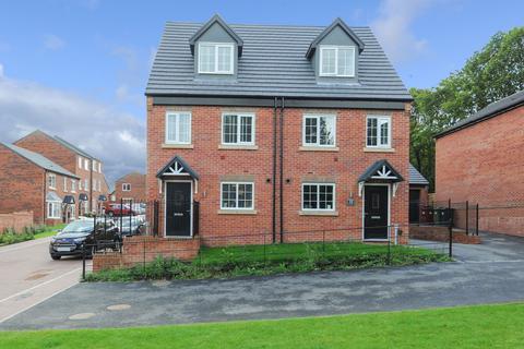 3 bedroom detached house for sale - Edale Drive, Wingerworth, S42