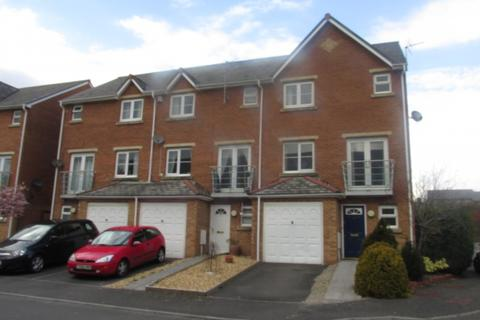 3 bedroom end of terrace house to rent - Clos Tyniad Glo , Barry, The Vale Of Glamorgan. CF63 4QQ