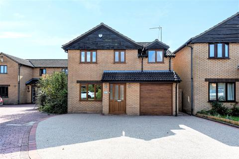 5 bedroom detached house for sale - Holly Close, Brackley, Northamptonshire, NN13