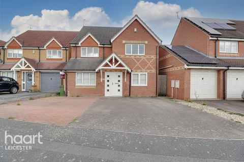 5 bedroom detached house for sale - Vyner Close, Leicester