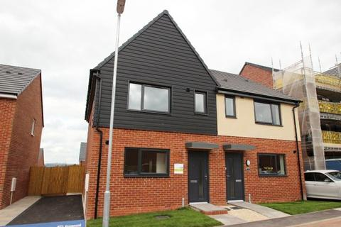 3 bedroom semi-detached house to rent - George Barton Close, Stoke-on-Trent