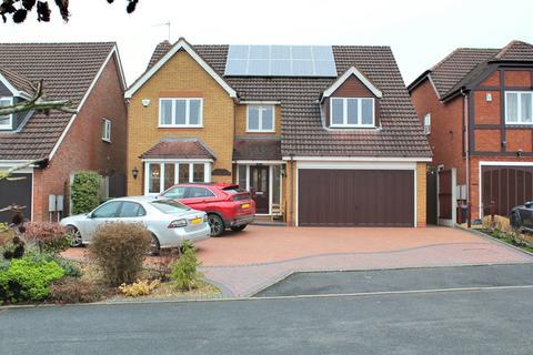 4 bedroom detached house for sale - The Meadows, Pedmore, Stourbridge, DY9