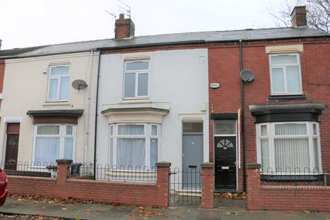 2 bedroom terraced house to rent - Hampden Street, South Bank, Middlesbrough, TS6