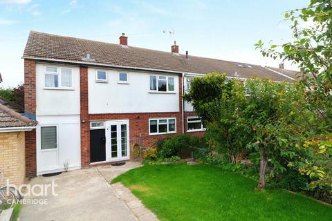 4 bedroom semi-detached house for sale - Chartfield Road, Cambridge