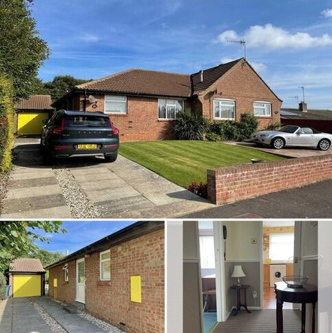 2 bedroom bungalow for sale - NEW  -  Fir Tree Drive, Filey