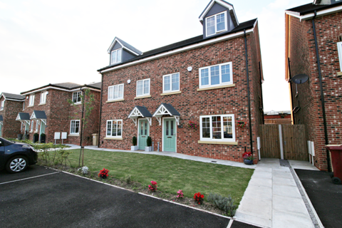 4 bedroom semi-detached house for sale - Perseverance Close, Westhoughton, BL5 3FZ