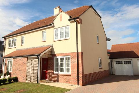 3 bedroom semi-detached house for sale - Gerbera Way, Cullompton, Devon, EX15