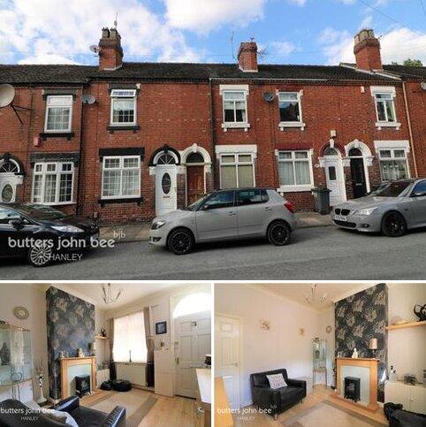 2 bedroom terraced house for sale - Stoke-On-Trent ST6 4