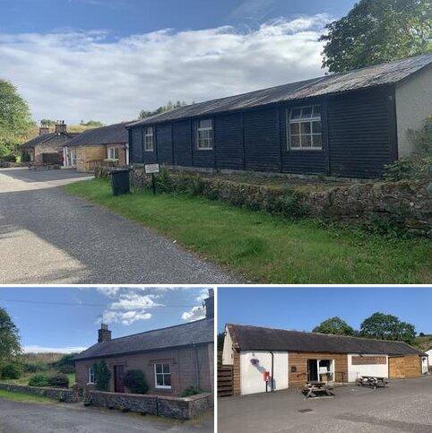 3 bedroom detached house for sale - Holmhead Cottage & Shop, Auldgirth, Dumfries. DG2 0RZ