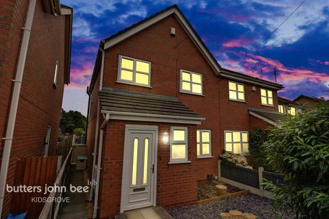 3 bedroom semi-detached house for sale - Congleton Road, Stoke-On-Trent