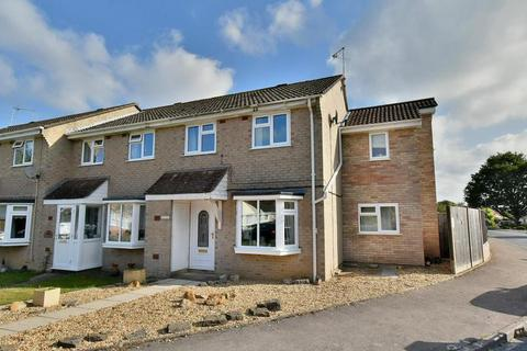 4 bedroom end of terrace house for sale - Farm Road, West Moors, BH22 0JL
