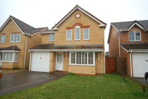 4 bedroom detached house to rent - Falcon Way, Beck Row, Bury St Edmunds, Suffolk, IP28