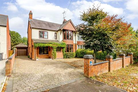 3 bedroom semi-detached house for sale - Lubenham Hill, Market Harborough, Leicestershire