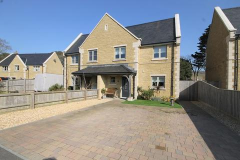 3 bedroom semi-detached house for sale - Brighstone, Isle of Wight