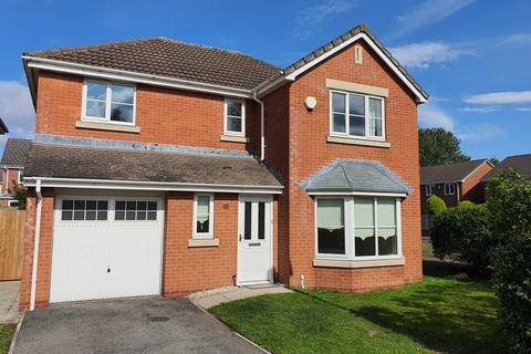 4 bedroom detached house to rent - Mildenhall Close, Great Sankey