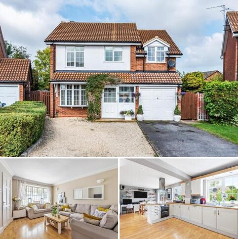 5 bedroom detached house for sale - Nash Close,  Aylesbury,  HP21