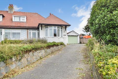 3 bedroom semi-detached bungalow for sale - Deganwy Road, Deganwy