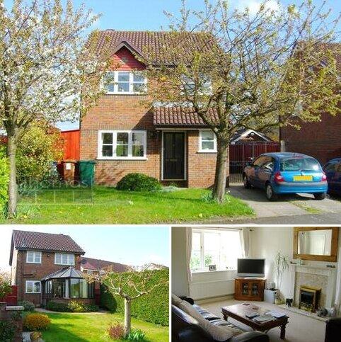 3 bedroom detached house for sale - Melkridge Close, Hoole, Chester, CH2