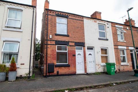 2 bedroom terraced house to rent - Whittier Road, Nottingham