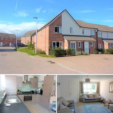 3 bedroom end of terrace house to rent - Mulberry Road, Cranbrook, Exeter, EX5