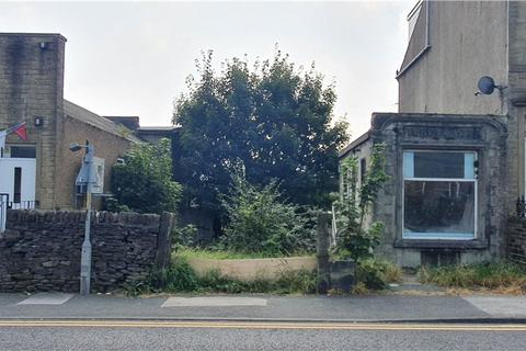 Plot for sale - Main Street, Cross Hills, Keighley