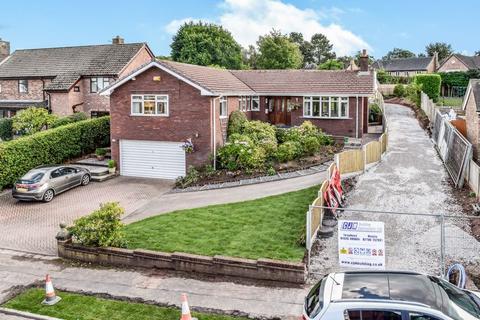 3 bedroom bungalow for sale - Burfield Drive, Appleton, Warrington