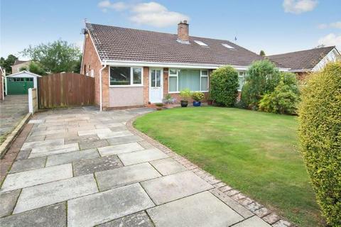 2 bedroom semi-detached bungalow for sale - Finchale Drive, Hale