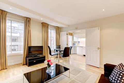 2 bedroom flat to rent - Cedar House, Marylebone