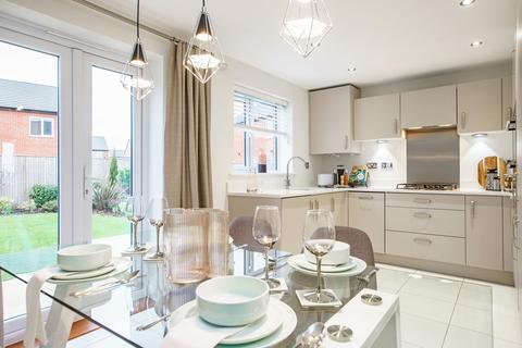 3 bedroom semi-detached house for sale - The Gosford - Plot 108 at Trinity Fields, Trinity Fields, York Road HG5