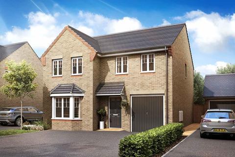 4 bedroom detached house for sale - The Haddenham - Plot 107 at Trinity Fields, Trinity Fields, York Road HG5